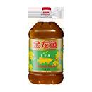 金龙鱼 纯香菜籽食用油 5L
